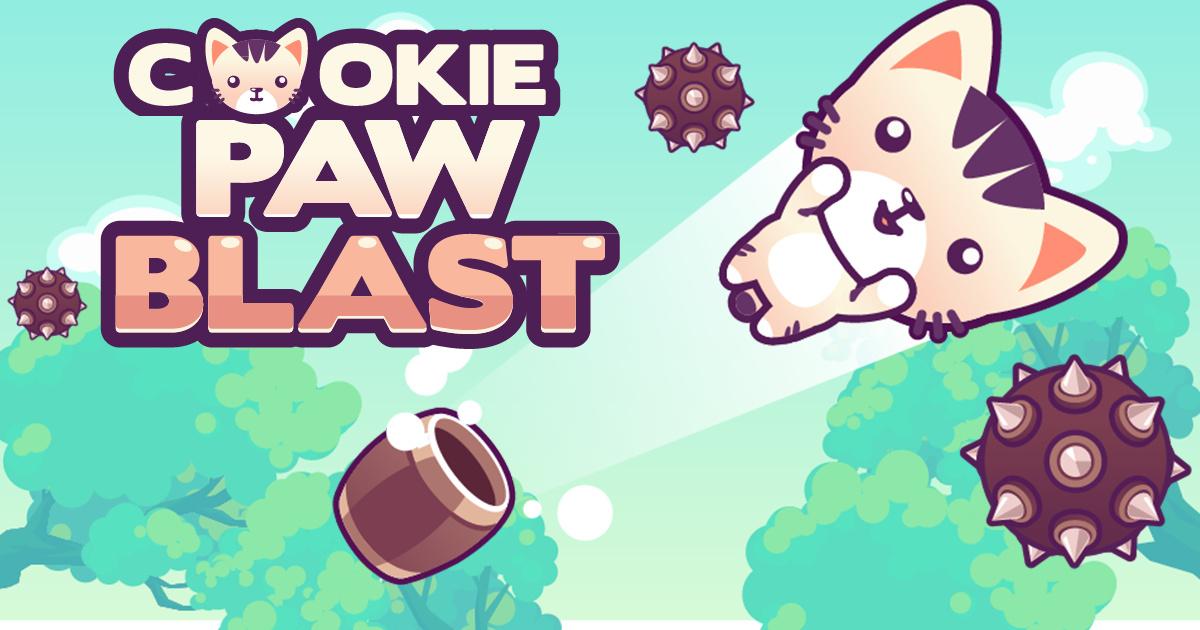 Image Cookie Paw Blast