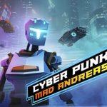 Cyberpunk Mad Andreas Sci Fi World