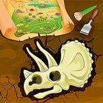 Dinasaur Bone Digging