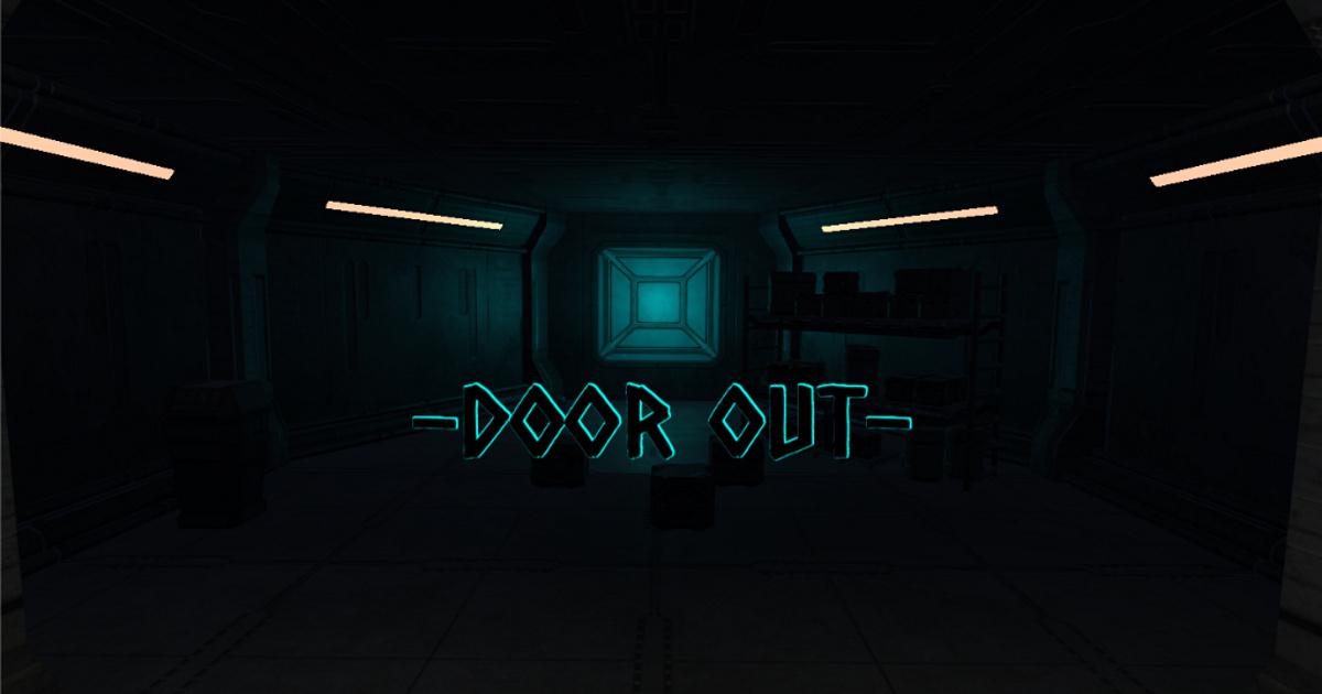 Image Door out