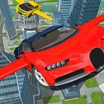 Flying Car Driving Simulator