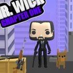 MR WICK (one bullet)