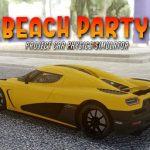 Paradise Beach Project Car Physics Simulator