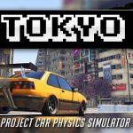 Project Car Physics Simulator: Tokyo