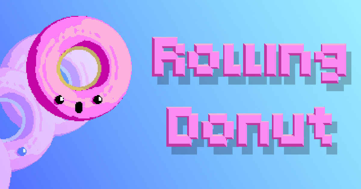 Rolling Donut