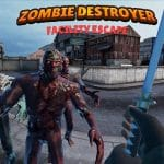 Zombie Destroyer: Facility escape
