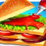 Arrange The Sandwich
