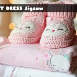 Baby Dress Jigsaw