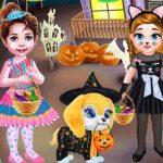 Baby Taylor Halloween Fun