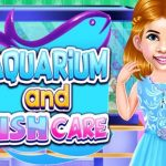 BABY VINCY AQUARIM GAME