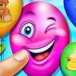 Balloon Popping Game For kids