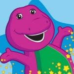 Barney Coloring