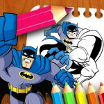 Batman Coloring Book