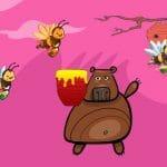Bear Honey Drop