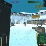 Blocky Combat Swat 2