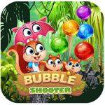 Bubble Shooter Squirrel