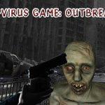 C-Virus Game: Outbreak