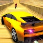 Car Stunts – Sky Driver