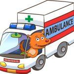 Cartoon Ambulance Puzzle