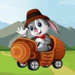 Cartoon Animals In Cars Match 3