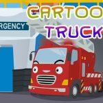 Cartoon Trucks Jigsaw