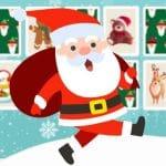 Christmas Memory Cards