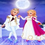 Cinderella & Prince Charming – Dress Up