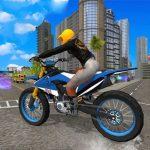 City Bike Stunt Racing