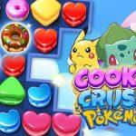 Cookie Crush Pokemon