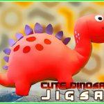 Cute Dinosaur Jigsaw