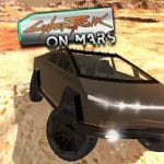 CyberTruck on Mars