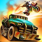 Dead Paradise: Race Shooter 3d