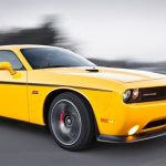 Dodge Challenger SRT8 Slide