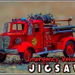 Emergency Vehicles Jigsaw