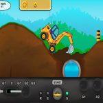 Excavator Runner Game