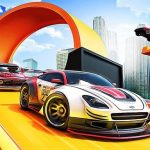 Extreme Mega Ramp Race : Ramp Stunt Car Games
