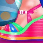 Fashion Shoe Designer Little Tailor