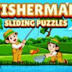 Fisherman Sliding Puzzles