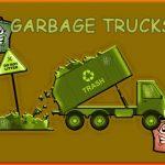 Garbage Trucks – Hidden Trash Can