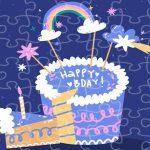 Happy Birthday Jigsaw