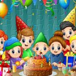 Happy Birthday With Family
