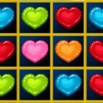 Hearts Blocks Collapse