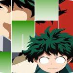 Hero Academia Boku Anime Manga Piano Tiles Games