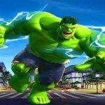 Hulk Smash Breaker wall
