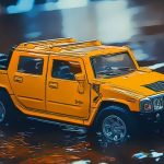 Hummer Jeep Puzzle