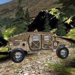 Humvee Offroad Sim