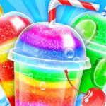 Ice Slushy Maker Game