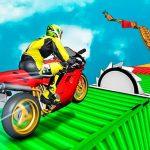 Impossible Tracks Moto Bike Race