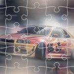 Japanese Racing Cars Jigsaw