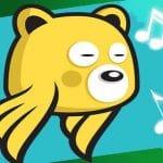 Jumping Flappy Bear